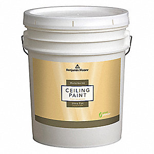 Interior Paint,Flat,5 gal,Collectors Ite