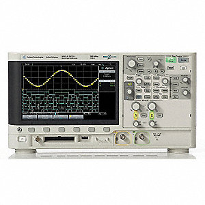 Oscilloscope, 2+8-channel, 70 MHz