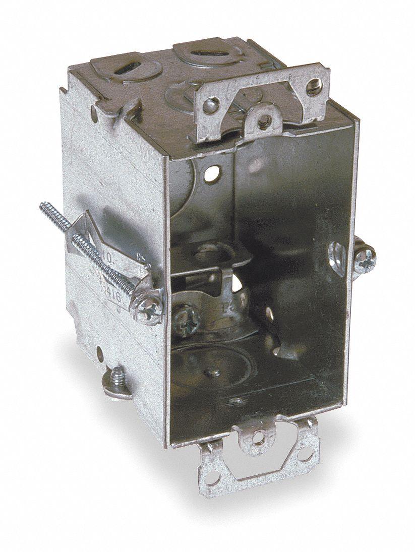 Raco Electrical Box Switch 3x2x2 1 2 In 6xc78 523