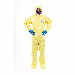 Hooded Chemsplash 1(R),Boots,2XL,PK12