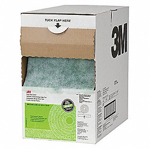 "Green Disposable Dust Cloth, 8"" x 125 ft., 1 EA"