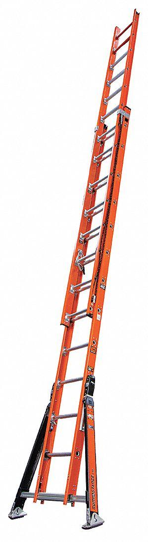 Little Giant Extension Ladder Fiberglass 28 Ft Iaa