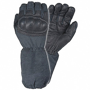 Military Glove,M,Black,PR