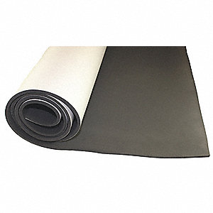 Sponge Sheet, Neoprene,3/4x42x72 In