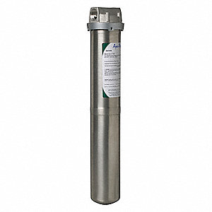 "Water Filter,1"" NPT Horizontal"