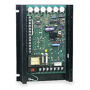 DC Speed Control,Chassis,100/200VDC Shunt Wound Volts,0 to 90/180VDC Voltage Output,10 Max. Amps