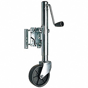 Trailer Swivel Jack, 1000 Lbs.