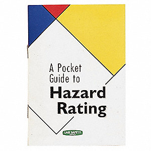HAZMAT NFR Pocket Guide,3 1/2 x 5 In
