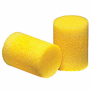 Ear Plugs,29dB,W/o Cord,Sml,PK200
