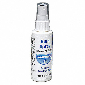Burn Spray, Application: Burn Relief, Size: 2 oz., Spray Bottle Package Type