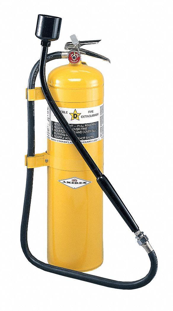amerex fire extinguisher service manual