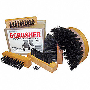 Replacement Brush Set