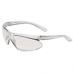 Safety Glasses,Clear,Antifog
