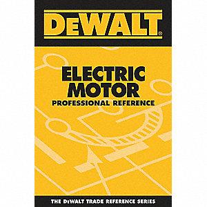 Dewalt Electric Motor Professional Ref 8eyj1