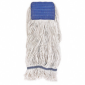 Recycled PET Plastic Looped-End Wet Mop, 1 EA