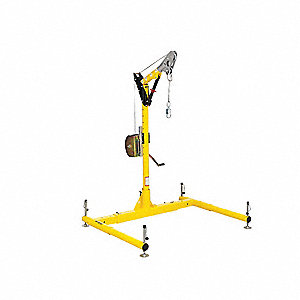 Confined Space Hoist System, 2 Way