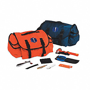 Trauma Bag, Hook-and-Loop