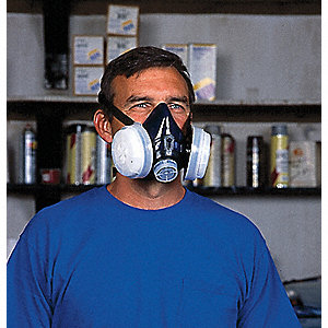 RESPIRATOR APR HM PREMIER LARGE SURVIV