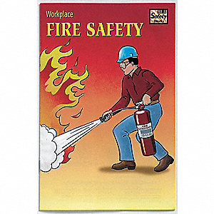 Training Booklet,Workplace Fire Safety