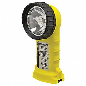 Handheld Flashlight,Halogen,Yellow,C