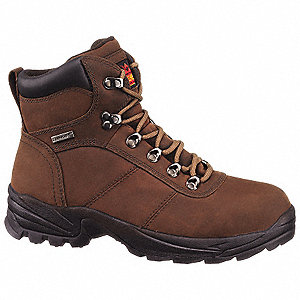 Hiking Boots, Size 8, Toe Type: Steel, PR