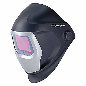 Auto Darkening Welding Helmet, 3M  Speedglas  9100, 5, 8, 9 to 13 Lens Shade