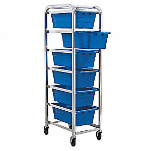 Blue Tub Rack, 180 lb. Load Capacity