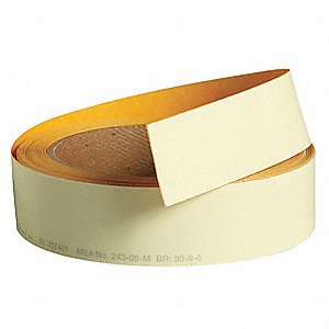 "Glow-in-the-Dark Marking Tape, Solid, Roll, 1"" x 32-4/5 ft., 1 EA"