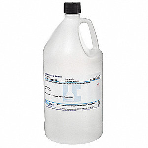 Water, deionized (ASTM Type II),4L