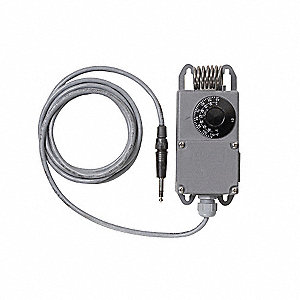 Remote Thermostat, For Use With Mfr. No. HA01 Indirect fired propane heater