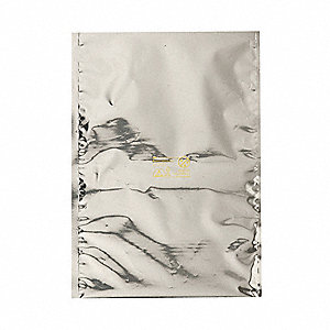 Moistur Bag,18 In x 24 In,Pk 100