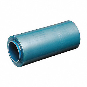 "Heat Activated Shrink Film, 0.75 mil PVC, 10"" Roll Width, 500 ft."
