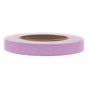 Carton Tape,Paper,Violet,3/4 In x 60 Yd