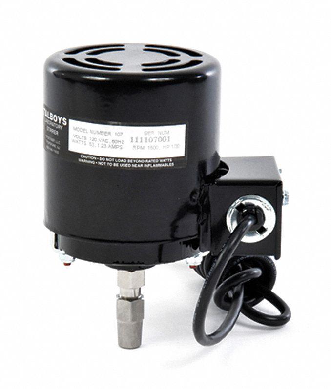 TALBOYS Overhead Mixer, 14.7 Ncm, HP: 1/30, 1600 Rpm