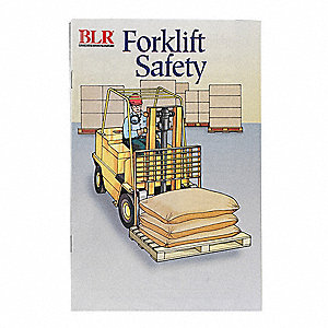 Training Booklet,Forklift Driving Safety
