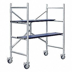 Xtend Climb Portable Scaffold Aluminum 3 Ft Platform