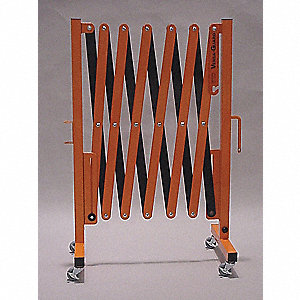 Collapsible Barrier,38 In. H