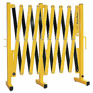 Collapsible Barrier,37 In. H