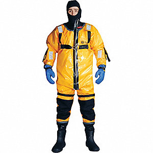 Ice Commander Rescue Suit,Chest 36to39In