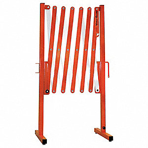 Collapsible Barrier,48 In. H