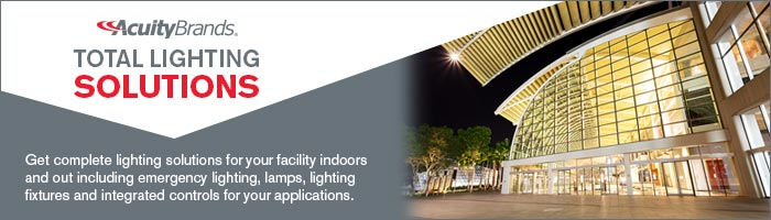 Acuity Brands Total Lighting Solutions