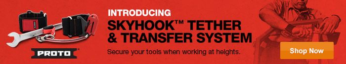 Proto Skyhook Tether and Transfer System