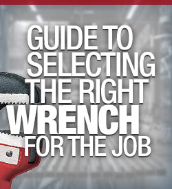 Guide to selecting the right Wrench for the job