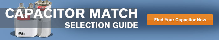 Capacitor Match Selection Guide