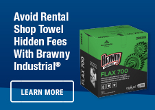Avoid Rental Shop Towel Hidden Fees With Brawny Industrial