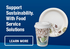 Support Sustainability With Food Service Solutions