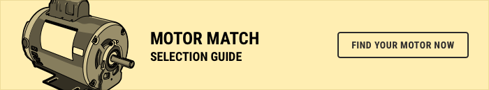 MotorMatch Selection Guide - Find Your Motor Now