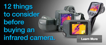 12 Things to consider before buying and infrared camera