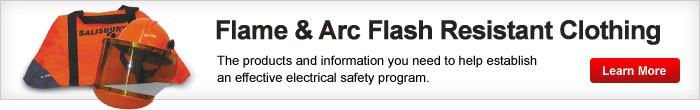 Flame & Arc Flash Resistant Clothing