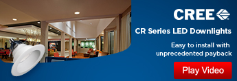 CR Series LED Downlights